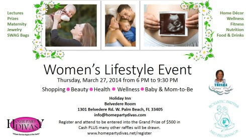 Women's Lifestyle Event